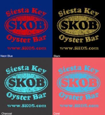 Various Colors Skob Tee